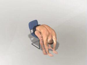 Předklon v sedu Dynamic