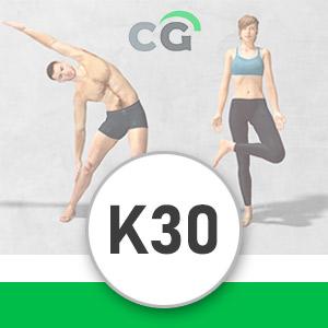 K30 – kredit 3000, platnost 6 měsíců